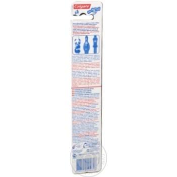 Зубная щетка Colgate Доктор заяц для детей от 2-х лет мягкая в ассортименте - купить, цены на Таврия В - фото 4