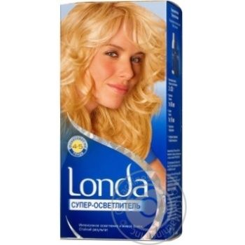 Color Londa for hair