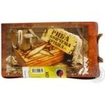 Fish capelin Zahid-riba cold-smoked 150g Ukraine