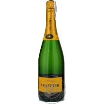 Drappier Carte-D`or Brut Champagne  12% 0,75l - buy, prices for CityMarket - photo 3