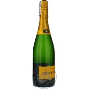 Drappier Carte-D`or Brut Champagne  12% 0,75l - buy, prices for CityMarket - photo 2