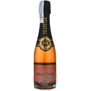 Шампанське Drappier Rose Brut 12% 0,75л - купити, ціни на CітіМаркет - фото 1