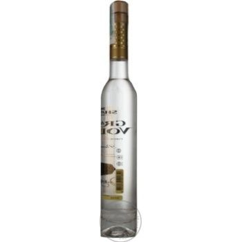 Shabo Grape Vodka 40% 0,375l - buy, prices for MegaMarket - image 3