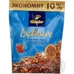 Кофе Чибо Эксклюзив 100% Арабика натуральный растворимый сублимированный 75г Россия
