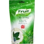 Green tea Fruit Line Mint 100g China