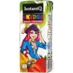 BotaniQ Kids Banana Strawberry Nectrar With Pulp