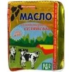Масло Молочный свит крестьянское сладкосливочное 73% 200г Украина