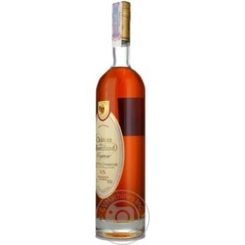 Fine Petite Champagne Chateau de Montifaud V.S. Cognac 40% 0,7l - buy, prices for Novus - image 3