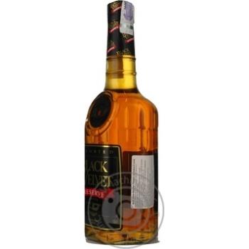 Black Velvet Reserve 8 years aged whisky 40% 0,7l - buy, prices for Novus - image 2