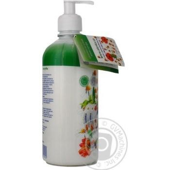 Гель Alenka для миття дитячого посуду з іонами срібла 500г - купити, ціни на МегаМаркет - фото 5