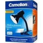 Світильник Camelion KD319 чорний