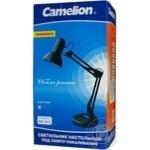 Світильник Camelion Kd313 чорний