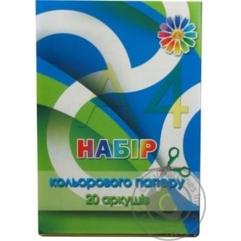 Paper Tetrada 20pcs - buy, prices for Novus - image 2