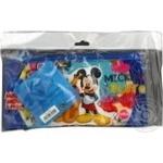 Пенал Olli Mickey Mouse and Friends на блискавці OL-6911