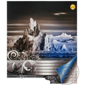 Тетрадь Тетрада в линию в ассортименте 96л - купить, цены на Novus - фото 3