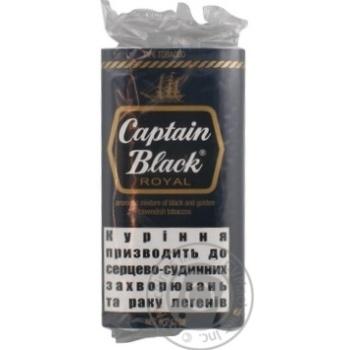 Тютюн Captain Black Royal 42.5г
