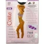 Conte Active 20 den Women's Nero Tights Size 4 - buy, prices for CityMarket - photo 7