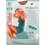 Tights Conte Nuance natural polyamide for women 15den 4size - buy, prices for Novus - image 3