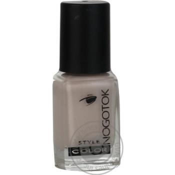 Лак для нігтів Nogotok Style Color №077 12мл - купить, цены на Novus - фото 4