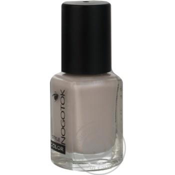 Лак для нігтів Nogotok Style Color №077 12мл - купить, цены на Novus - фото 5