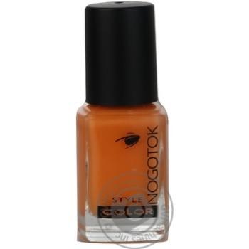 Лак для нігтів Nogotok Style Color №060 12мл - купить, цены на Novus - фото 4