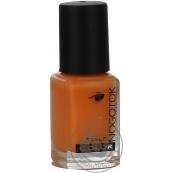 Лак для нігтів Nogotok Style Color №060 12мл - купить, цены на Novus - фото 6