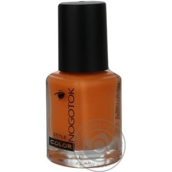 Лак для нігтів Nogotok Style Color №060 12мл - купить, цены на Novus - фото 7