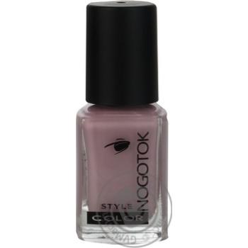 Лак для нігтів Nogotok Style Color №081 12мл