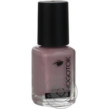 Лак для нігтів Nogotok Style Color №081 12мл - купить, цены на Novus - фото 5