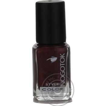 Лак для нігтів Nogotok Style Color №179 12мл - купить, цены на Novus - фото 4