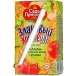 Cocktail Sady pridonia fruit with bran for children from 12 months 250ml tetra pak Ukraine