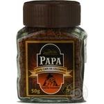 Кофе Папа натуральный растворимый сублимированный 50г Колумбия