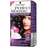 Paint-mousse Schwarzkopf black chestnut ammonia free for hair Slovenia