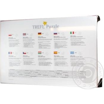 Пазли Trefl 500 елементів - купити, ціни на Ашан - фото 8