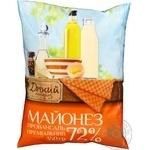 Mayonnaise Dachnuy Provansal 72% 350g Ukraine