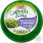 Laminaria Vici Lyubo est pickled 450g Russia