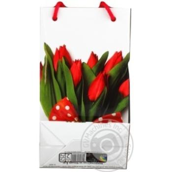 Пакет Sabona подарунковий 180х100см - купити, ціни на Novus - фото 4