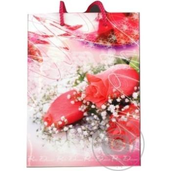 Пакет Sabona подарунковий 205X150см - купити, ціни на Метро - фото 3