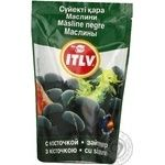olive Itlv black with bone 165g doypack Spain