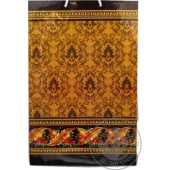 Пакет подарунковий B АртПрезент - купить, цены на Novus - фото 4