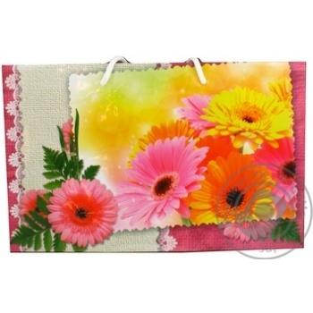 Gift Package 23х33х10cm in Assortment - buy, prices for Auchan - photo 3