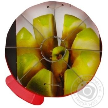 Ніж Fackelmann для яблук 42015 x6 - купити, ціни на МегаМаркет - фото 1