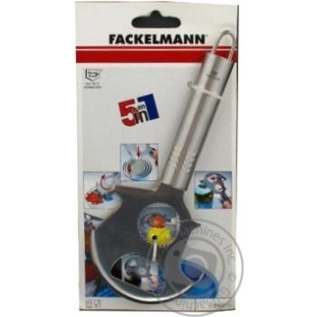 Відкривачка Fackelmann Nirosta універсальна 5в1