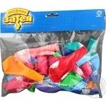 Набір кульок З Днем Народження Веселая затея 1111-0035 30см 30шт