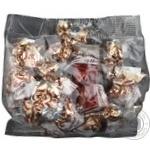 Цукерка Бісквіт-шоколад Тоффі 210г поліетиленовий пакет Україна