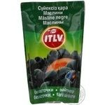 olive Itlv black pitted 170g doypack Spain