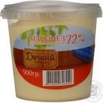 Mayonnaise Dachnuy Provansal 72% 900g Ukraine