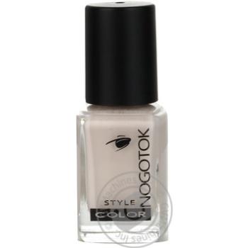Лак для нігтів Nogotok Style Color №077 12мл - купить, цены на Novus - фото 8