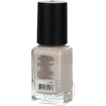 Лак для нігтів Nogotok Style Color №077 12мл - купить, цены на Novus - фото 7