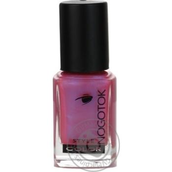 Лак для нігтів Nogotok Style Color №098 12мл - купити, ціни на Novus - фото 1